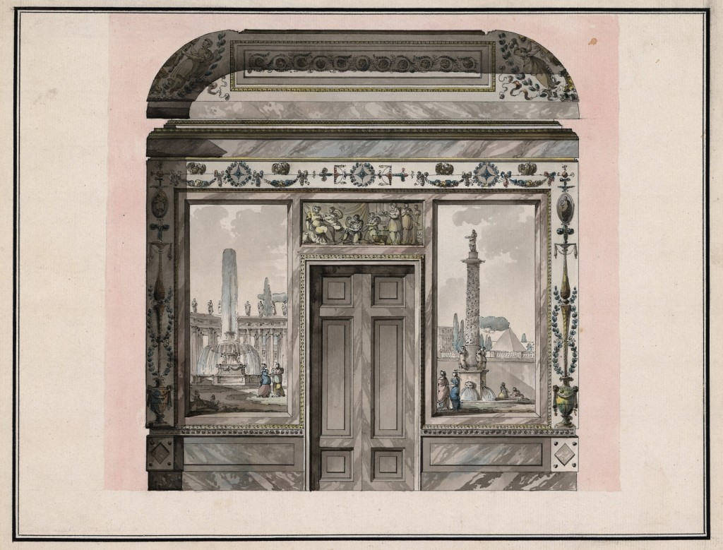 disegni di giacomo quarenghi dalla raccolta della