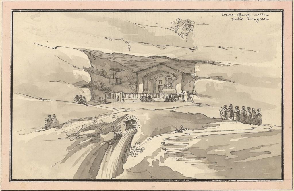 Valle Imagna. Il Santuario della Cornabusa
