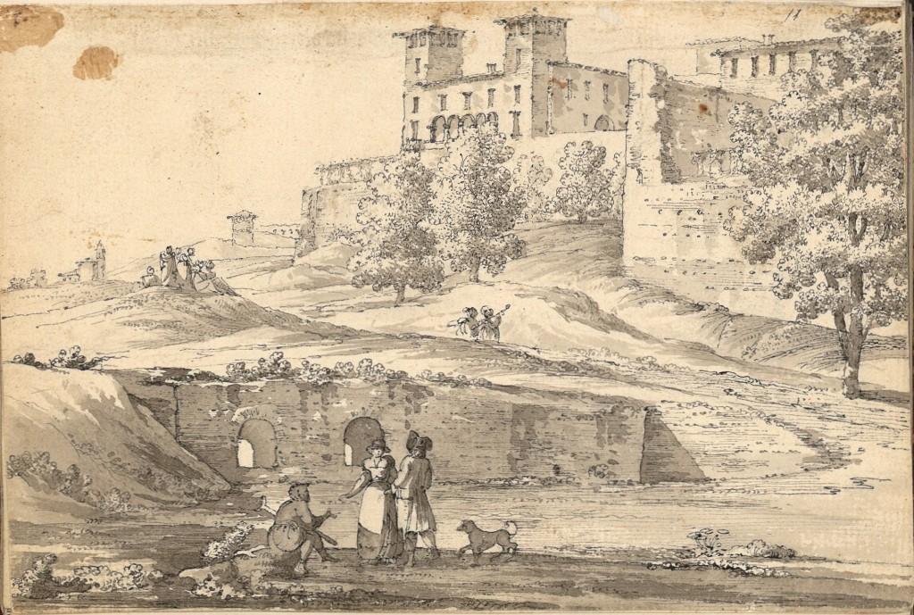 Bergamo. Il Palazzo Sozzi