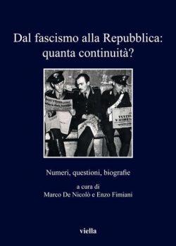 Dal fascismo alla repubblica