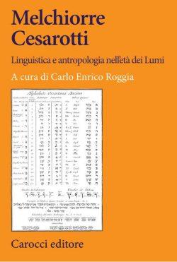 Linguistica e antropologia nell'età dei lumi